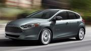 La Ford Focus électrique dévoile ses caractéristiques