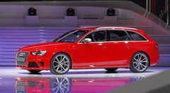 Audi RS4 : break de chasse