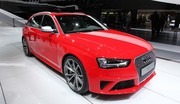 Nouvelle Audi RS4 Avant, break de chasse à course