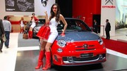 Abarth 595 Turismo : en direct du Salon de Genève