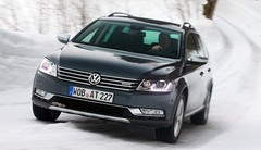 Essai Volkswagen Passat Alltrack 2.0 TDI 140 ch 4MOTION : Baroudeur dans l'âme