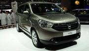 Dacia Lodgy en vidéo