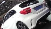 Nouvelle Mercedes Classe A en vidéo