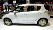 Suzuki Swift range extender, manque de coffre ?