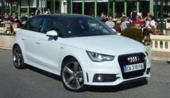 Essai Audi A1 Sportback : Progrès à l'ouverture