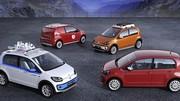 Volkswagen Up! : A toutes les sauces !