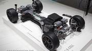 Quelques détails de plus sur la Mercedes SLS AMG E-Cell