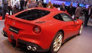 La Ferrari F12 Berlinetta en détails