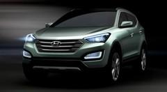Nouveau Hyundai Santa Fe : appelez-le ix45