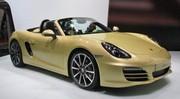 Nouveau Porsche Boxster : sublime !