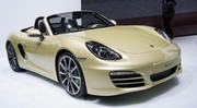 Vidéo Porsche Boxster