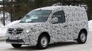 Mercedes Citan : cousin du Renault Kangoo