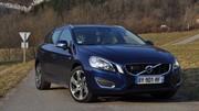 Essai Volvo V60 D5 215 ch : élégance nordique