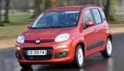 Essai Fiat Panda 1.3 Multijet II 75ch Lounge : bonbon des villes
