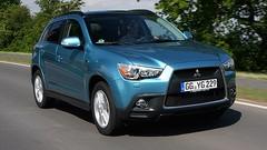 Mitsubishi ASX : nouvelle version essence d'entrée de gamme