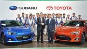 Toyota GT-86 / Subaru BRZ : la production a commencé !