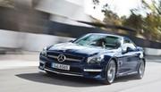 La Mercedes SL 65 AMG sera présentée au Salon de New York