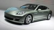 Porsche Panamera : une hybride rechargeable en 2012 ?