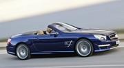 Mercedes SL 65 AMG : le V12 est de retour