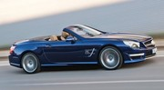 Mercedes SL 65 AMG : missile cinq étoiles