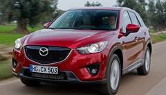 Le Mazda CX-5 présente des tarifs bien positionnés