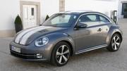 Essai Volkswagen Coccinelle (new Beetle II) : et maintenant, les moteurs populaires !