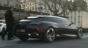 Le Citroën Numéro 9 Concept découvert dans Paris !