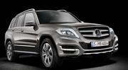 Mercedes GLK 2012 : un restylage musclé