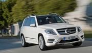 Restylage Mercedes GLK