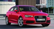 L'Audi A3 dans le détail