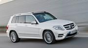 Mercedes GLK restylé