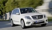 Mercedes GLK restylé : des diesels plus propres