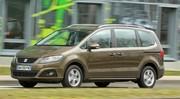 Essai Seat Alhambra 2.0 TDI 4WD : L'efficacité discrète