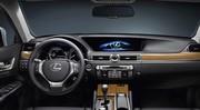 La Lexus GS 450h adopte le plus grand écran multimédia du marché