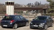 Match Diesel : la nouvelle Honda Civic se mesure à la Peugeot 308