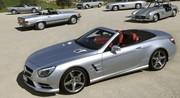 Essai Mercedes SL 500 : Retour en puissance