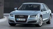 Audi A8 Hybrid : le tarif européen