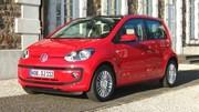 Essai Volkswagen Up! 5 portes BVA : automatiquement meilleure ?