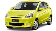 Mitsubishi : une nouvelle Colt made in Thaïlande