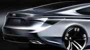 La Toyota Avalon s'annonce