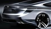 Premier teaser de la Toyota Avalon