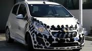 Chevrolet Spark EV : Sur prise !