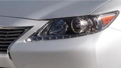 Lexus ES : premier teaser