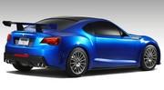 Futur Subaru BRZ STi : atmo, 250 ch et 2 roues motrices ?