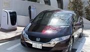 Honda installe une station solaire d'hydrogène au Japon