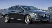 Cadillac XTS : un siège vibrant pour prévenir les collisions