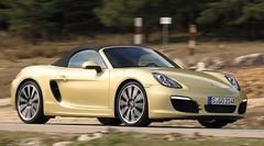 Essai Porsche Boxster : Enfin !