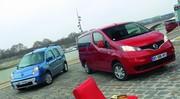 Essai Nissan Evalia 1.5 dCi 110 vs Renault Kangoo 1.5 dCi 110 : L'utilitaire ou l'agréable