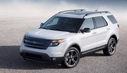Le Ford Explorer Sport sera dévoilé au Salon de New York
