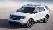 Le Ford Explorer Sport sera dévoilé au Salon de New York